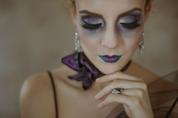 BEHIND THE SCENES I PORTRAIT COUTURE